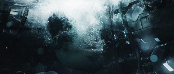 CG-художники создали фоторемейк опенинга «Призрака в доспехах». Изображение № 20.
