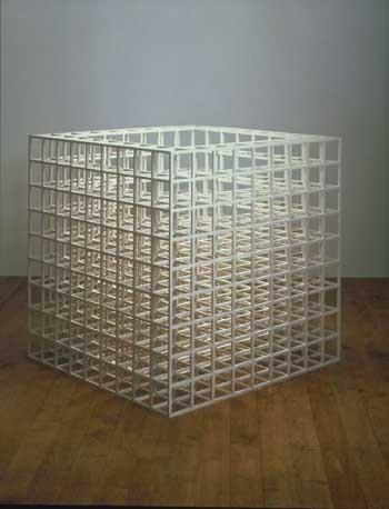 Скульптурные структуры Сола Левитта. Изображение № 13.