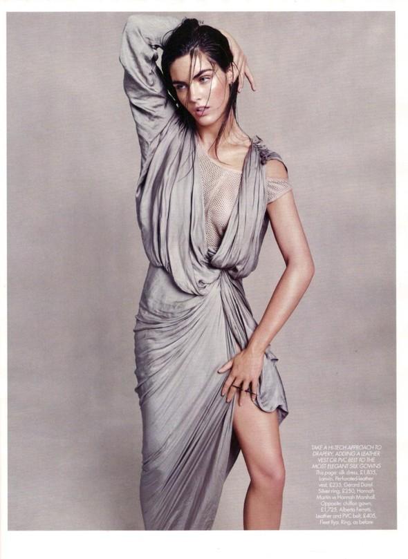 5 новых съемок: Elle, Harper's Bazaar, Numero и Vogue. Изображение № 19.