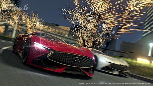 Концепт: суперкар Infiniti для игры Gran Turismo. Изображение № 36.