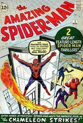 Всемирная паутина: История Человека-паука за полвека. Изображение №9.