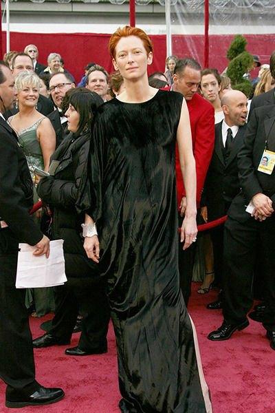 Тильда Суинтон, актриса. Изображение № 19.
