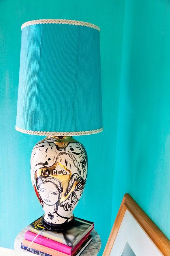 Дом и студия художницы Isabelle Tuchband в Сан Пауло.. Изображение № 22.