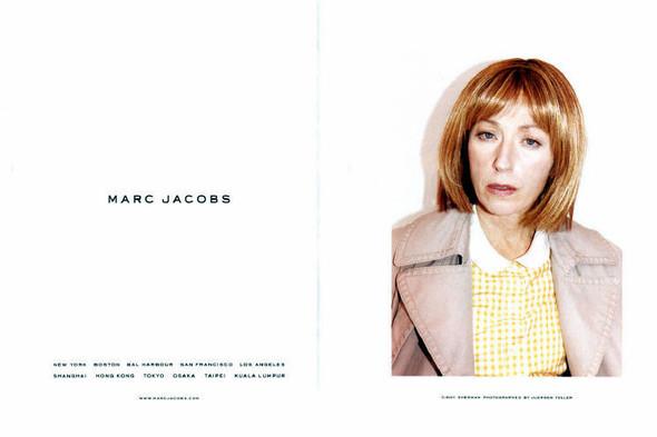 Лицом новой коллекции M.A.C стала фотограф Синди Шерман. Изображение № 7.
