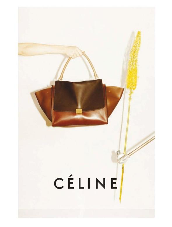 Кампания: Celine FW 2011. Изображение № 14.