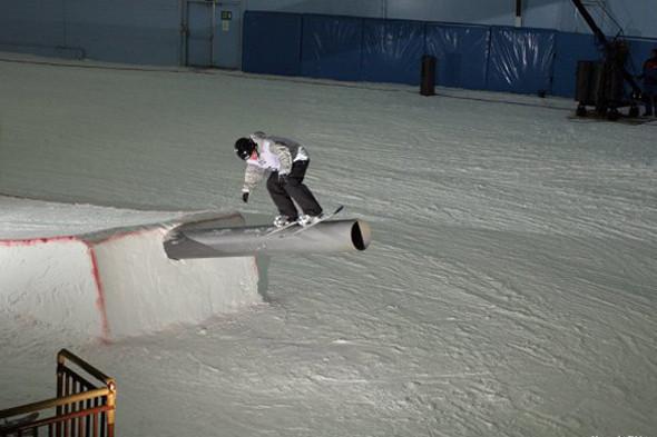 Чемпионат мира по скибордингу, Дубаи. Изображение № 8.