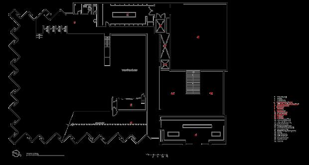 Архитектура дня: музей сволнистым фасадом изнержавеющей стали. Изображение № 18.