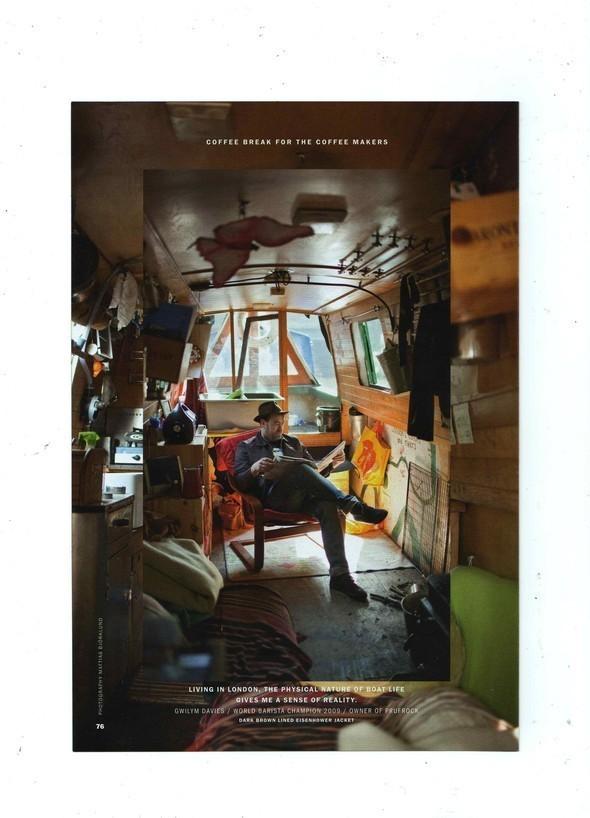 Лукбук Dickies FW 2011. Изображение № 4.