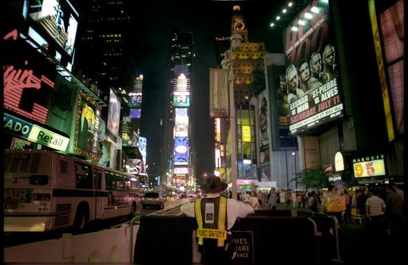 20 субъективных определений Нью-Йорка. Фото-ощущения. Изображение № 7.