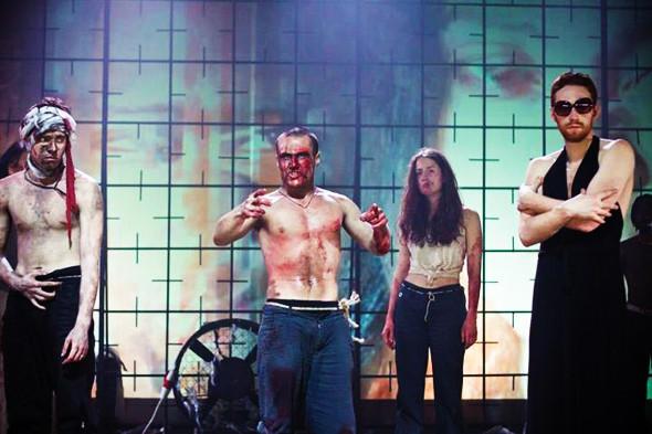 Свежая кровь: Давид Бобе, театральный режиссер. Изображение № 23.