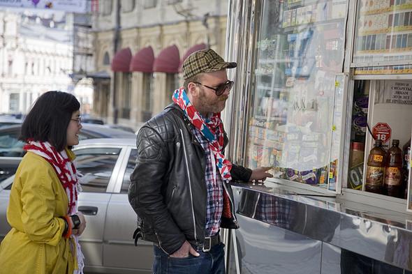 Один день в Москве: Марк Элей. Изображение № 2.