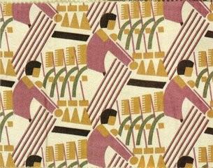 Искусство страны советов. Текстиль. Изображение № 12.