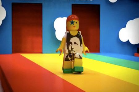 Lego Jean-Charles deCastelbajac. Изображение № 1.