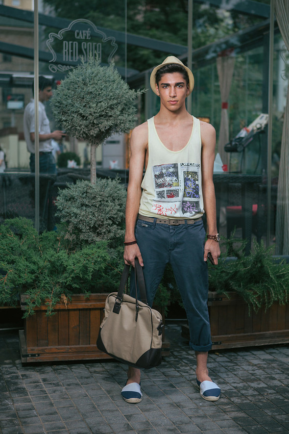 Baku Street Fashion | Summer 2012. Изображение № 11.