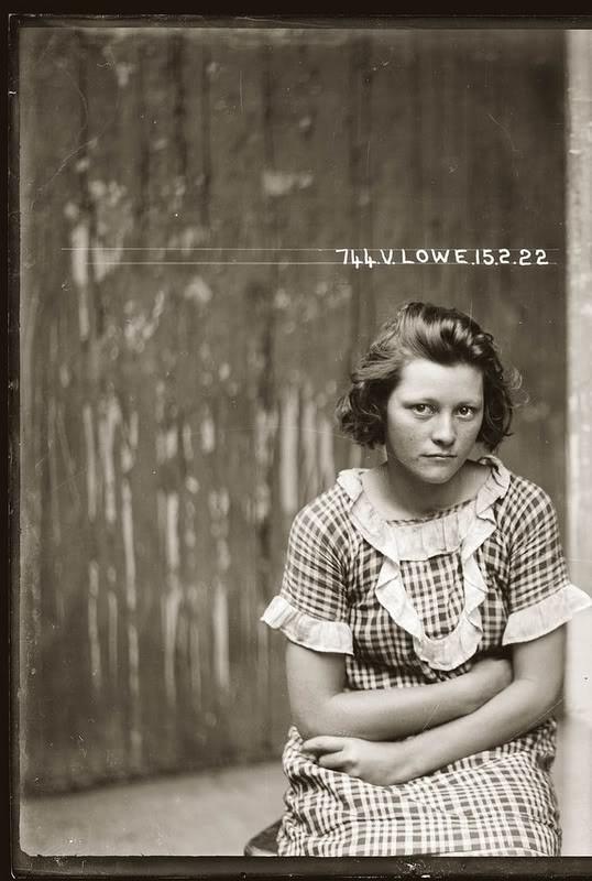 Фотографии американских гангстеров начала 20 века. Изображение № 18.