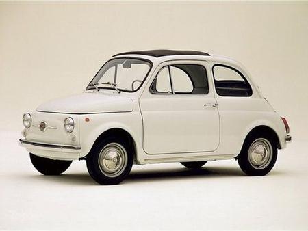 ОбИконе Италии — Fiat 500. Изображение № 2.