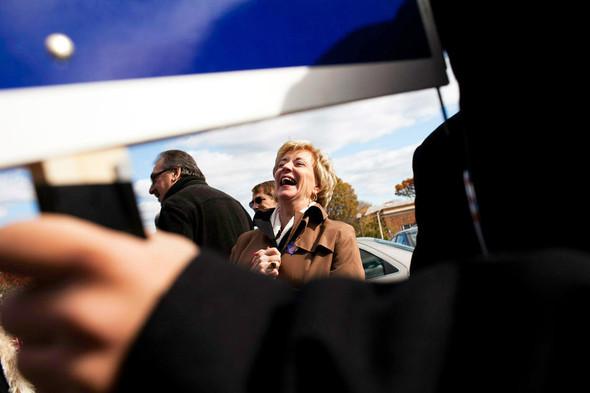 100 лет выборов в документальных фотографиях. Изображение № 145.