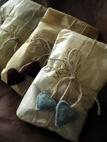 55 идей для упаковки новогодних подарков. Изображение №55.