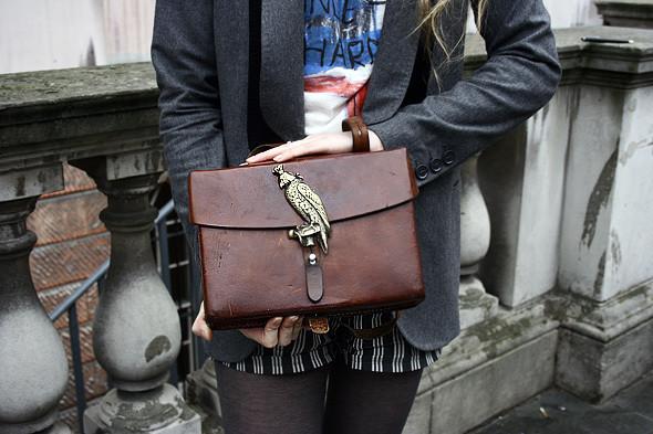 Изображение 5. Детали: London Fashion Week AW 2011.. Изображение № 5.