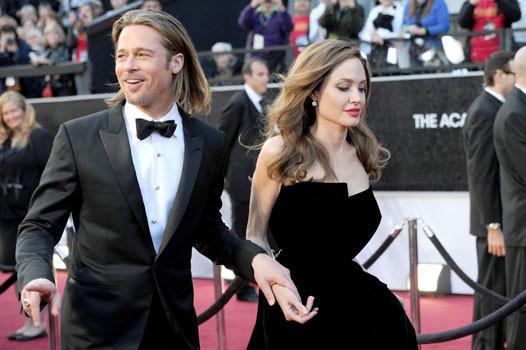 Анджелина Джоли и Брэд Питт помолвлены!. Изображение № 1.