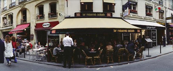 Изображение 51. Парижские кафе.. Изображение № 53.
