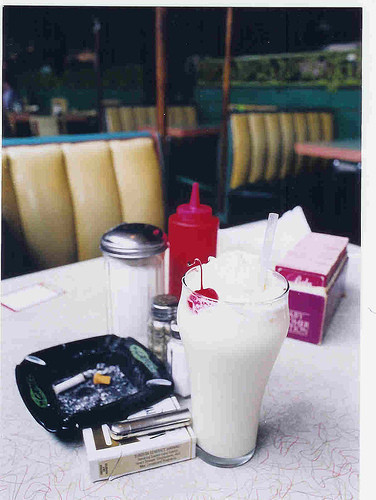 Morning milkshake. Изображение № 1.