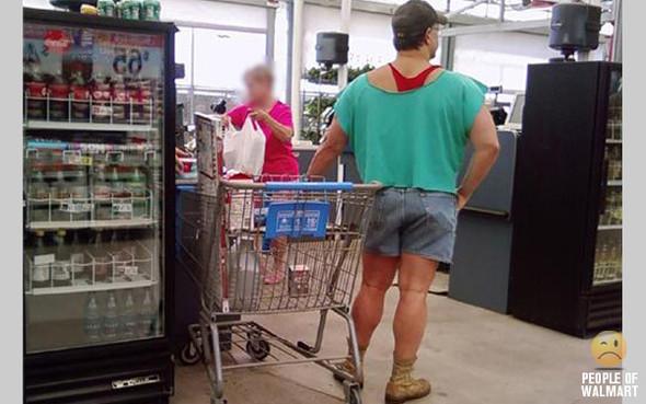 Покупатели Walmart илисмех дослез!. Изображение № 129.