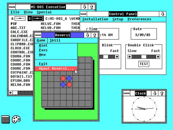 Изображение 2. Эволюция Windows.. Изображение № 2.
