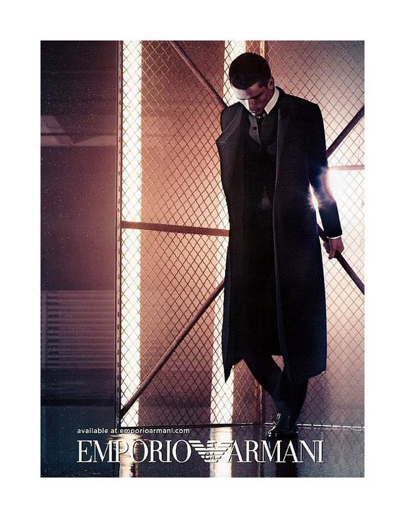 Изображение 6. Превью мужских кампаний: Emporio Armani, Bally и другие.. Изображение № 1.