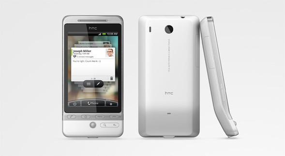 Этот пост я опубликовал с телефона HTC Hero. Изображение № 12.