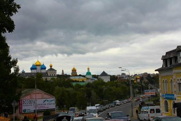 Интересные места России - Троице-Сергиева лавра. Изображение № 17.