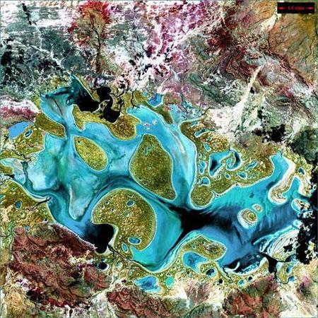 Фотографии Земли, снятые соспутников NASA. Изображение № 5.