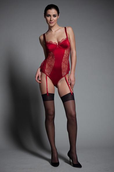 Новости ЦУМа: Коллекция нижнего белья Джулии Рестуан-Ройтфельд для Kiki de Montparnasse. Изображение № 5.