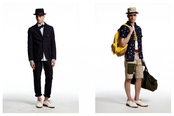Woolrich Woolen Mills Spring/Summer 2013 Collection. Изображение № 23.