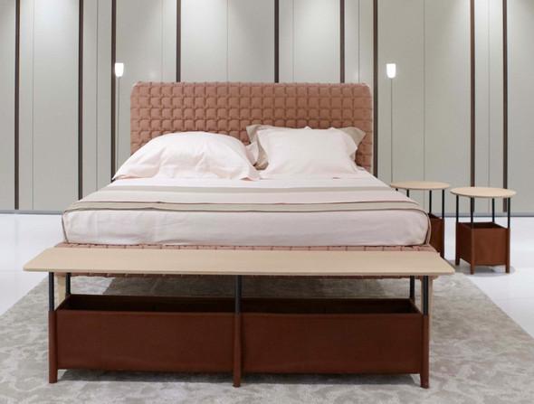 Кровать RUCHE от Inga Sempe. Изображение № 7.