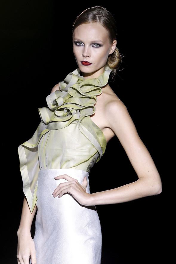 Madrid Fashion Week SS 2012: Hannibal Laguna. Изображение № 12.