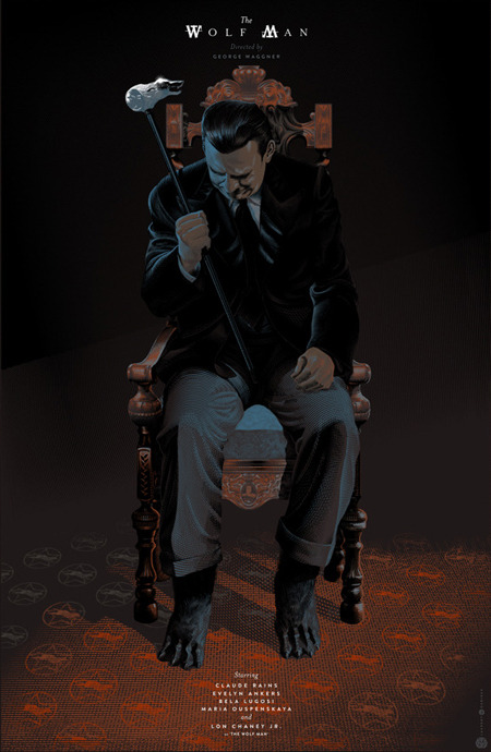 Лаурен Дерье — Человек-волк. Изображение № 13.