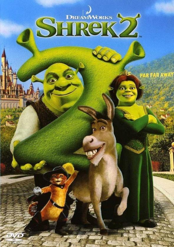 """Английский киноклуб по фильму """" Shrek 2"""". Изображение № 1."""