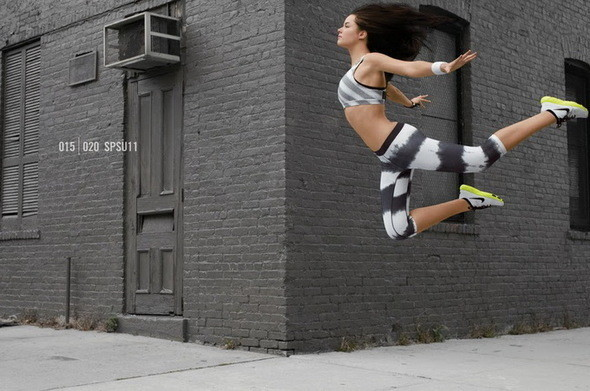 Изображение 16. Фотосессия «Be Free» от Nike.. Изображение № 16.