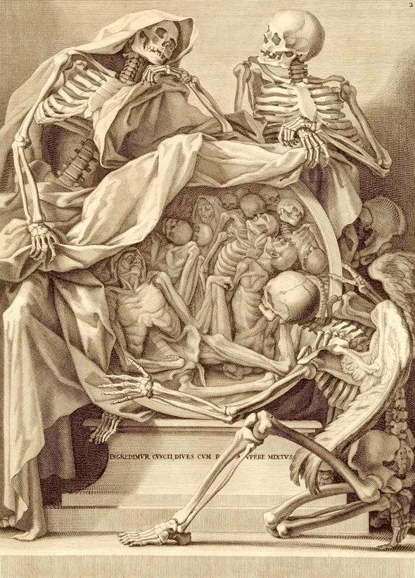 Momento mori. Изображение № 42.