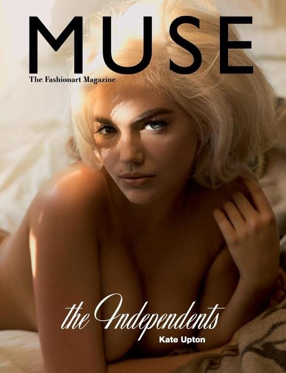 Обложки: Pop, Vogue и Muse. Изображение № 1.