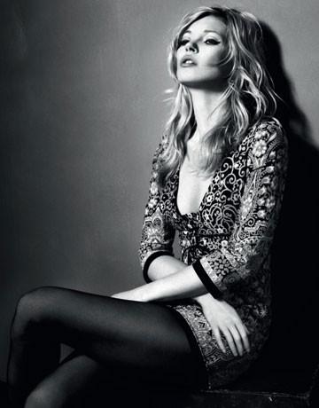 Первые снимки Kate Moss for Topshop. Изображение № 2.