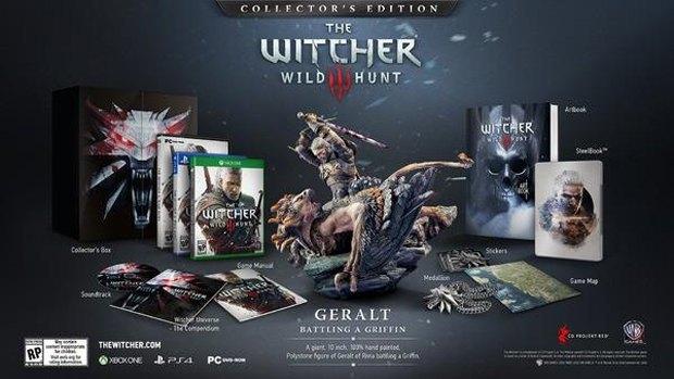 Опубликован трейлер игры «Ведьмак 3: Дикая охота». Изображение № 1.