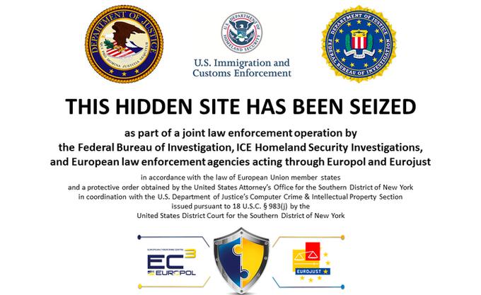 ФБР прекратило работу второй версии Silk Road. Изображение № 1.