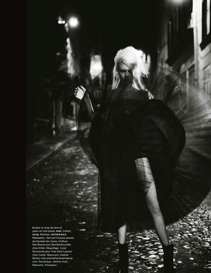 Numero, Vogue и другие журналы опубликовали новые съемки. Изображение № 16.