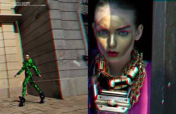 3D-мода: объемные съемки. Изображение № 4.