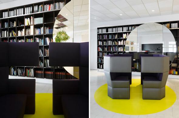 Новый офис для Ippolito Fleitz Group. Изображение № 12.