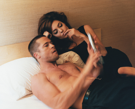 Angelina Jolie иBrad Pitt. Изображение № 1.