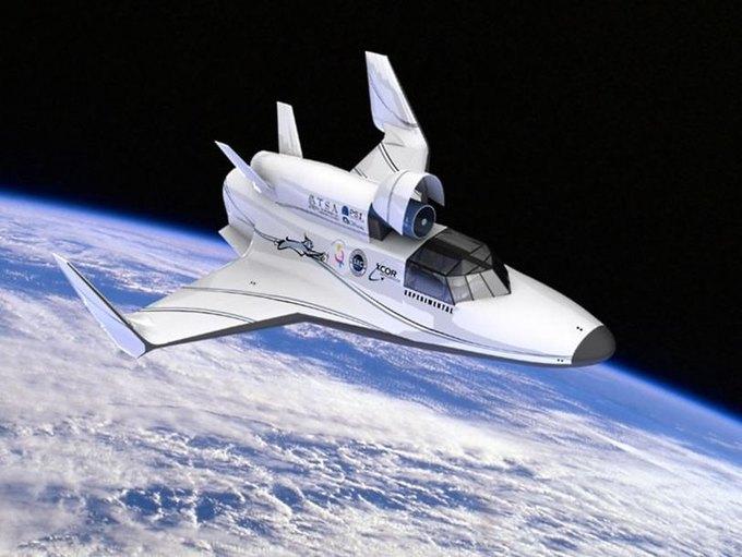 Российский спасатель полетит в космос на корабле Lynx. Изображение № 1.