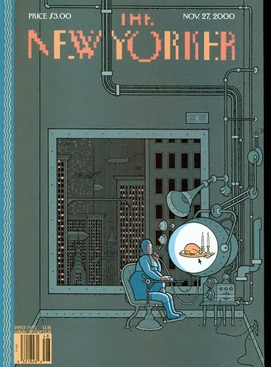 10 иллюстраторов журнала New Yorker. Изображение №56.